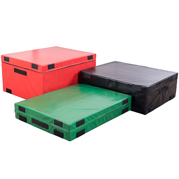 AT-CPB04 (Adjustable Foam Plyo Box)