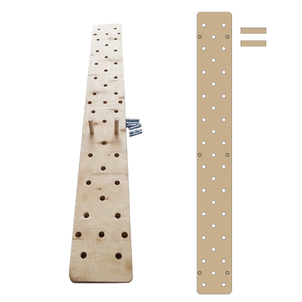 AT-PGB (Pull Up Pegboard)