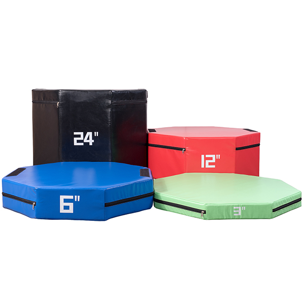 AT-CPB05 (Octogon Foam Plyo Box)